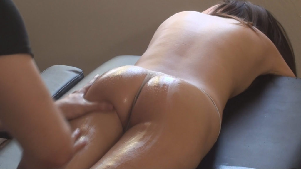 Baby Oiled Ass 21